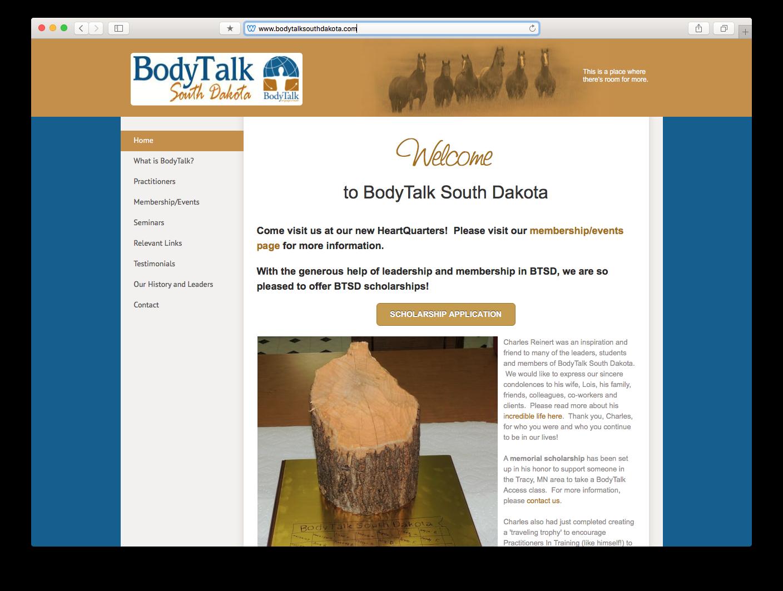 BodyTalk South Dakota